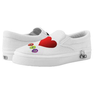 I love bingo Slip-On shoes