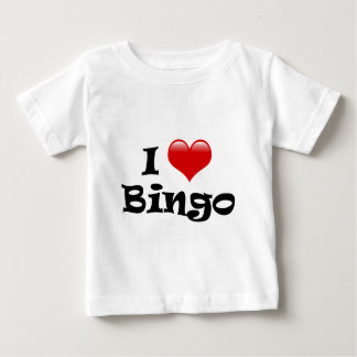 I Love Bingo Tees