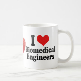I Love Biomedical Engineers Coffee Mug