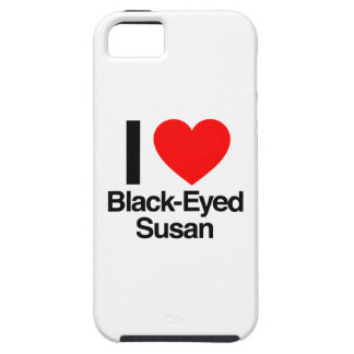 i love black-eyed susan iPhone 5 cover