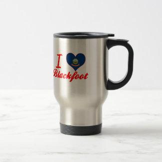 I Love Blackfoot, Idaho Coffee Mug