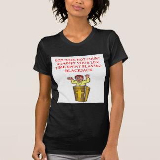 i love blackjack tshirts