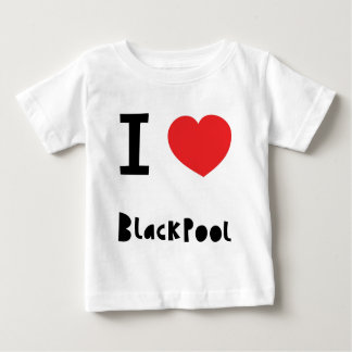 I love Blackpool Baby T-Shirt