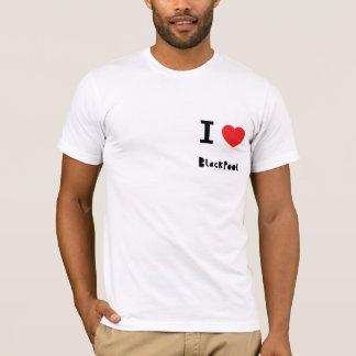 I love Blackpool T-Shirt