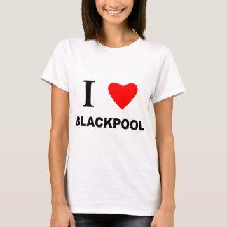 I Love Blackpool. T-Shirt