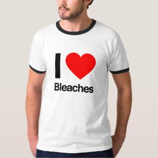 i love bleaches T-Shirt