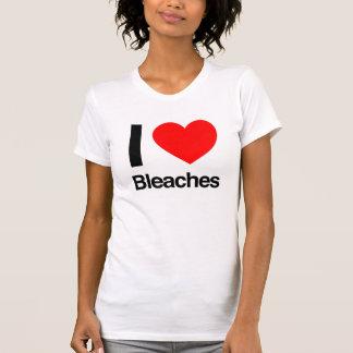 i love bleaches tee shirt
