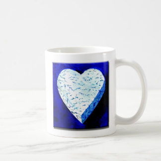 I Love Bleu Cheese Coffee Mug