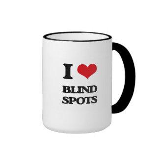 I Love Blind Spots Mug