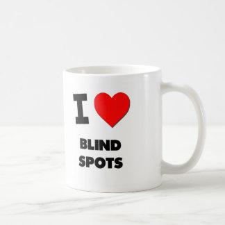 I Love Blind Spots Mugs