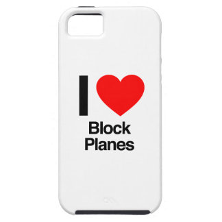i love block planes iPhone 5 covers
