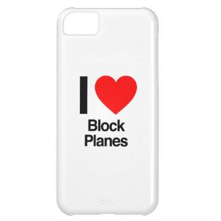 i love block planes iPhone 5C case