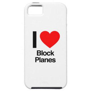 i love block planes iPhone 5 case