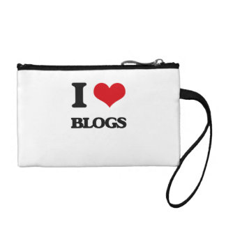 I love Blogs Coin Wallet