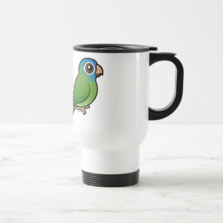 I Love Blue-crowned Conures Mug