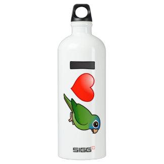 I Love Blue-crowned Conures SIGG Traveller 1.0L Water Bottle