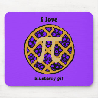 I love blueberry pi mouse pads