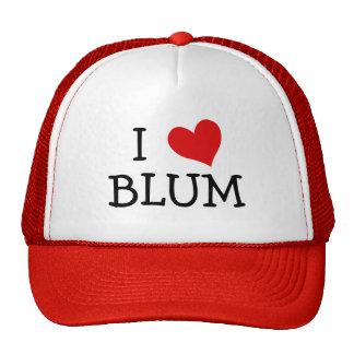 I Love Blum Cap