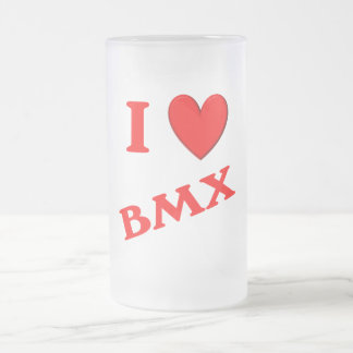 I Love BMX Mugs