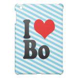 I love Bo iPad Mini Cases