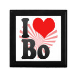 I love Bo Jewelry Box