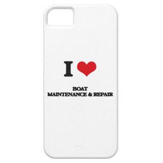 I Love Boat Maintenance & Repair iPhone 5 Cover