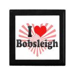 I love Bobsleigh Jewelry Box