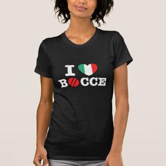 I Love Bocce T-Shirt