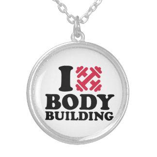 I love Bodybuilding barbells Jewelry