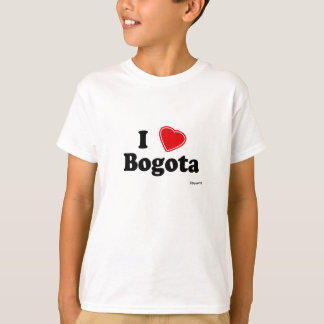 I Love Bogota T-Shirt