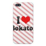 I love Bokator iPhone 5 Covers