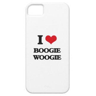 I Love BOOGIE WOOGIE iPhone 5 Case