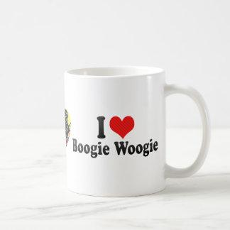 I Love Boogie Woogie Coffee Mug