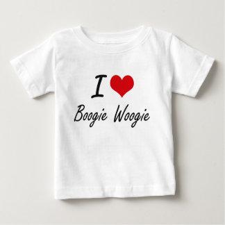 I Love BOOGIE WOOGIE T-shirt