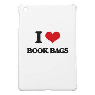 I Love Book Bags Case For The iPad Mini