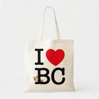 I love border collie! Bag (lead standing ear)