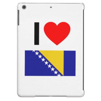 i love bosnia and herzegovina case for iPad air