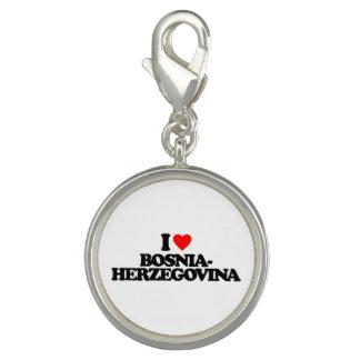I LOVE BOSNIA-HERZEGOVINA BRACELETS