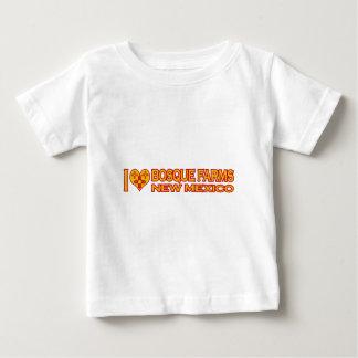 I Love Bosque Farms, NM Tee Shirt