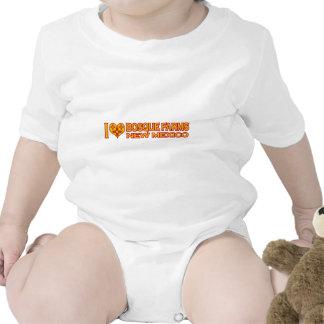 I Love Bosque Farms, NM Baby Bodysuits