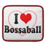 I love Bossaball MacBook Sleeve