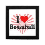 I love Bossaball Trinket Box