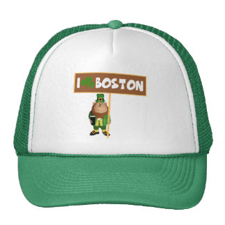 I love Boston Cap