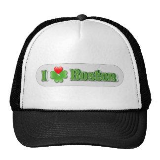 I Love Boston - Clover Hat