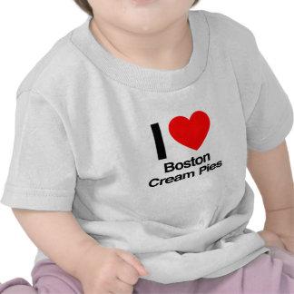 i love boston cream pies tshirt