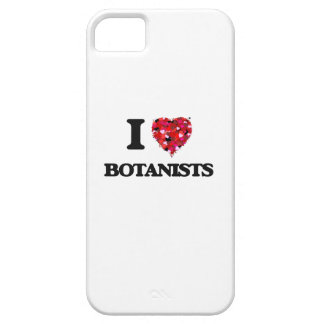 I Love Botanists iPhone 5 Cover