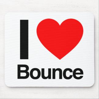 i love bounce mousepads