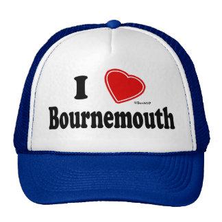 I Love Bournemouth Cap