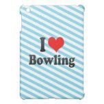 I love Bowling iPad Mini Case