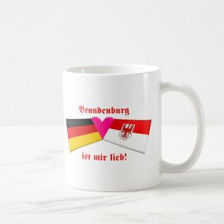 I Love Brandenburg ist mir lieb Coffee Mug